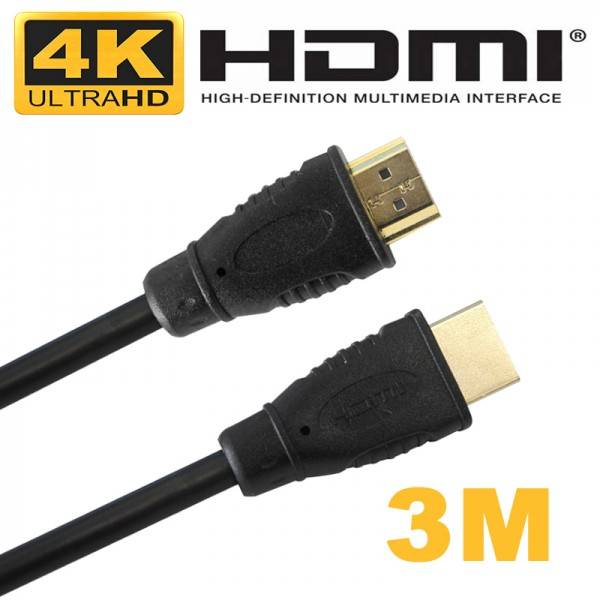 4K HDMI Cable 3m