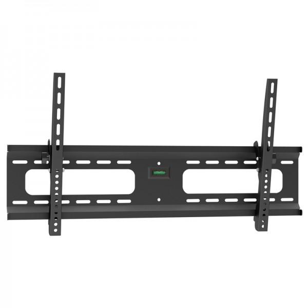 Fits Samsung TV model QE49QF7FAMTXXC Black Tilting TV Bracket