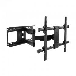 Fits Samsung TV model UE43NU7120 Black Swivel & Tilt TV Bracket
