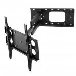 Fits Samsung TV model 46HC890 Black Swivel & Tilt TV Bracket