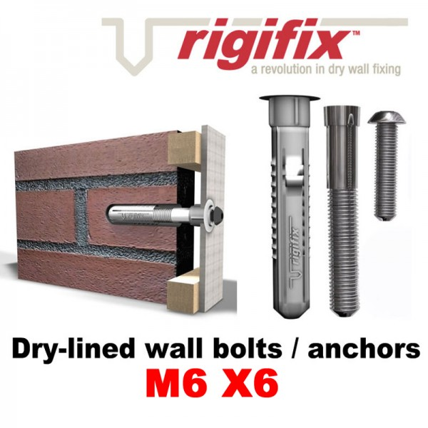 Rigifix M6 x 6