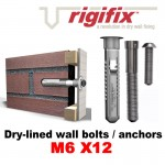 Rigifix M6 x 12